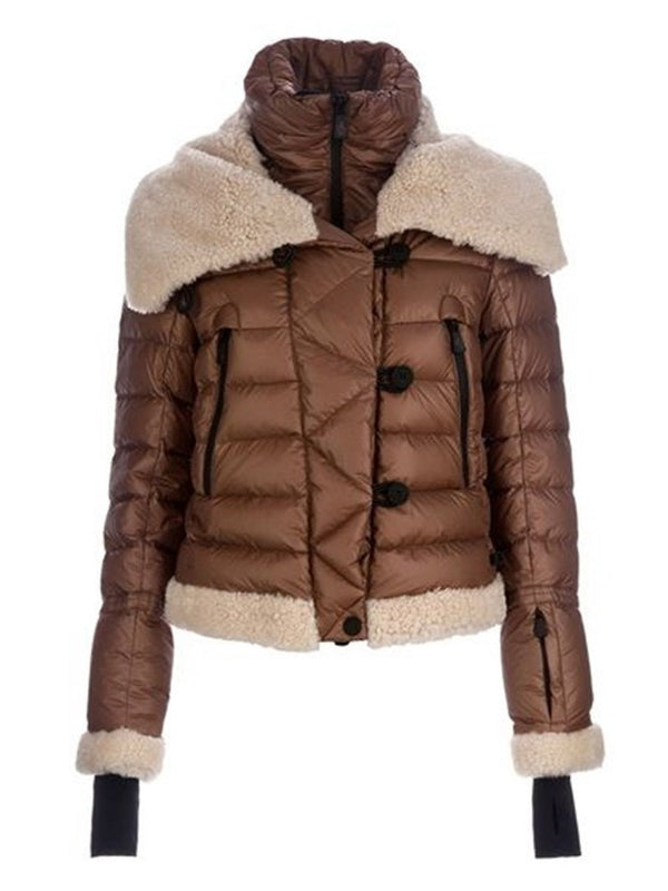 Thick Loose Standard Cotton Padded Jacket