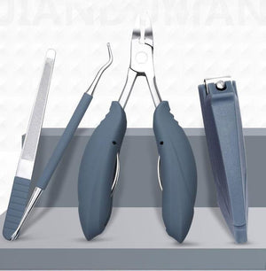 Precision Toe Nail Clipper Tool