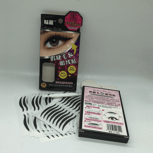 3 SECONDS EYELINER STICKER