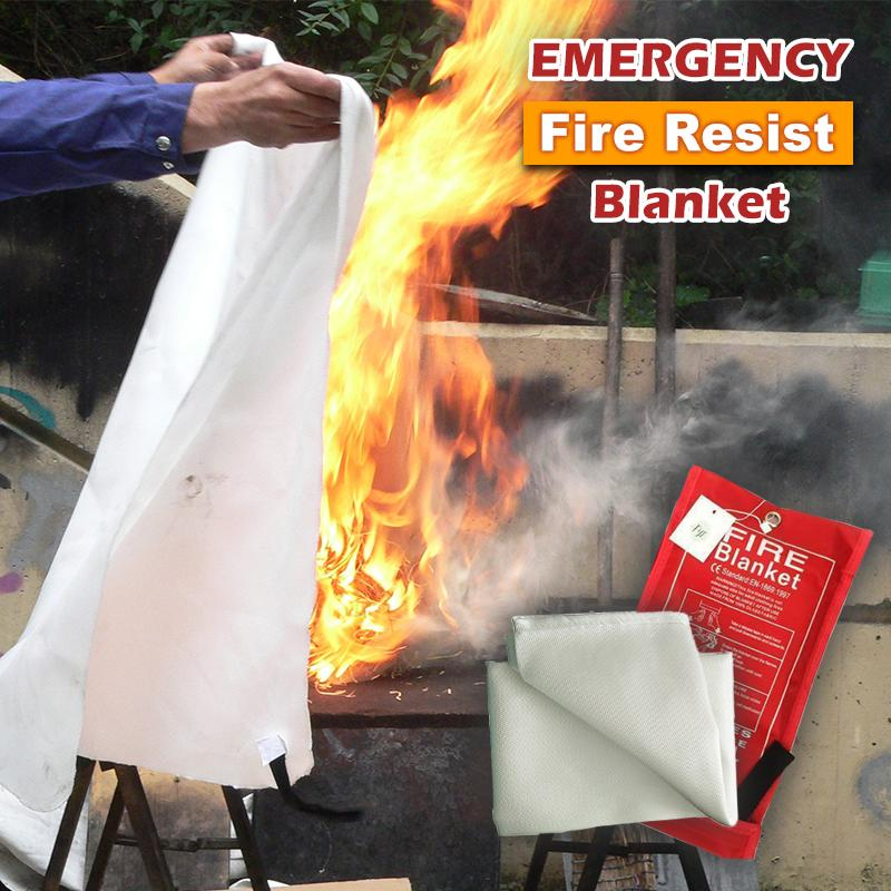Emergency Fire Resist Blanket