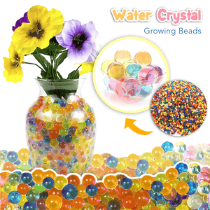 Water Crystal Growing Beads