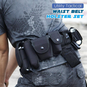 Utility Tactical Waist Belt