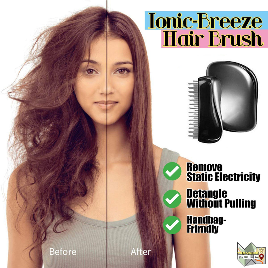 Ionic-Breeze Hair Brush