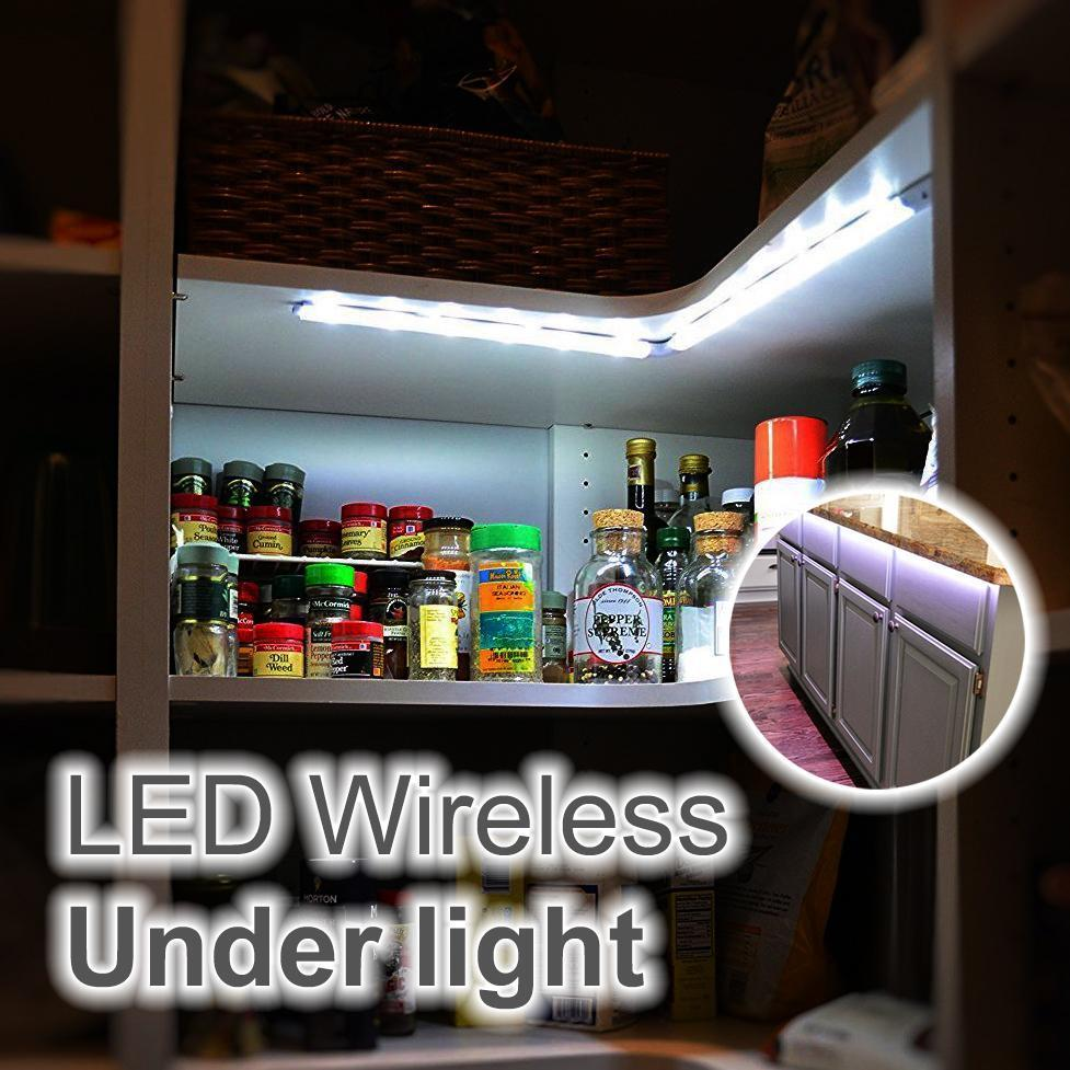 LED Wireless Under light