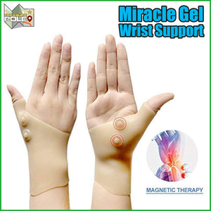 Miracle Gel Wrist Support 1 pair