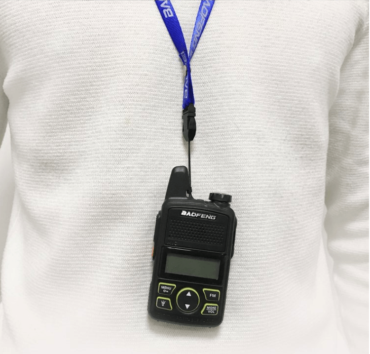 Military Grade Two-Way Transceiver