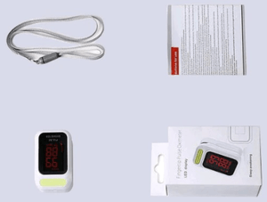 Finger Pulse Oximeter – treasurepole