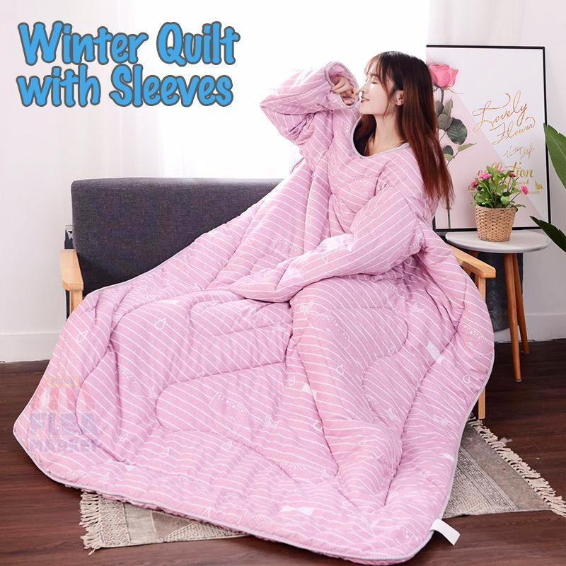 Winter Sleeves Blanket