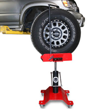 Load image into Gallery viewer, TRAC | Tire Rotation Assistance Cart With Tire