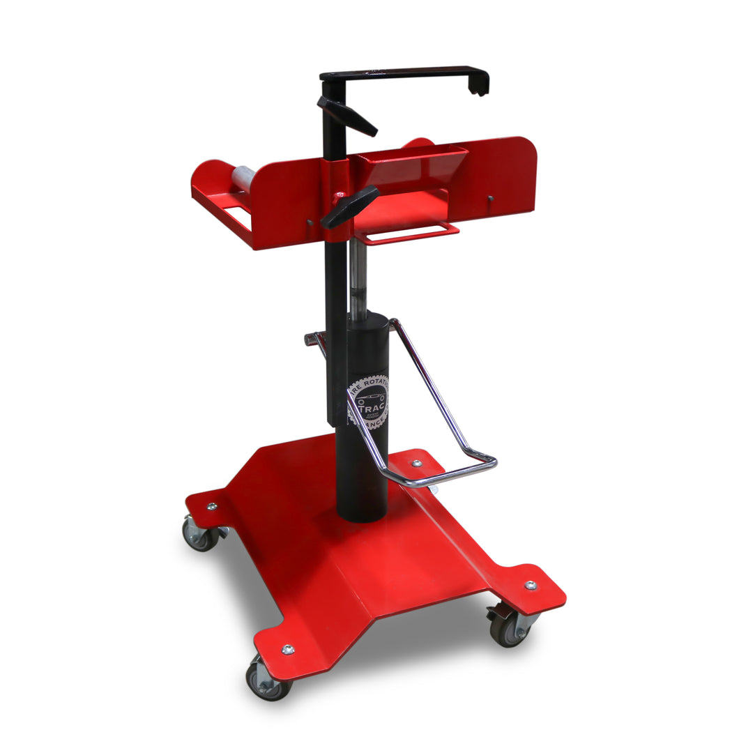 TRAC | Tire Rotation Assistance Cart