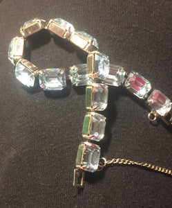 Color Changing Alexandrite Octagon Bracelet
