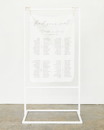 Signature Linen Seating Chart