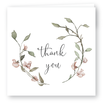 Kiama Thank You Card