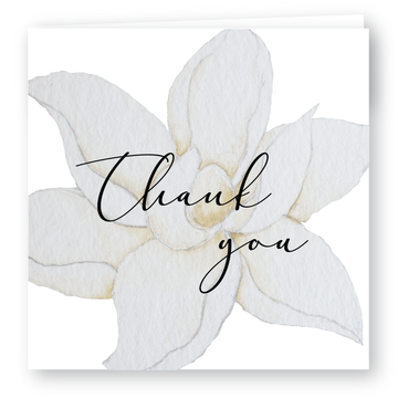 Botanica Thank You Card