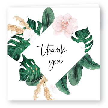 Maui Thank You Card