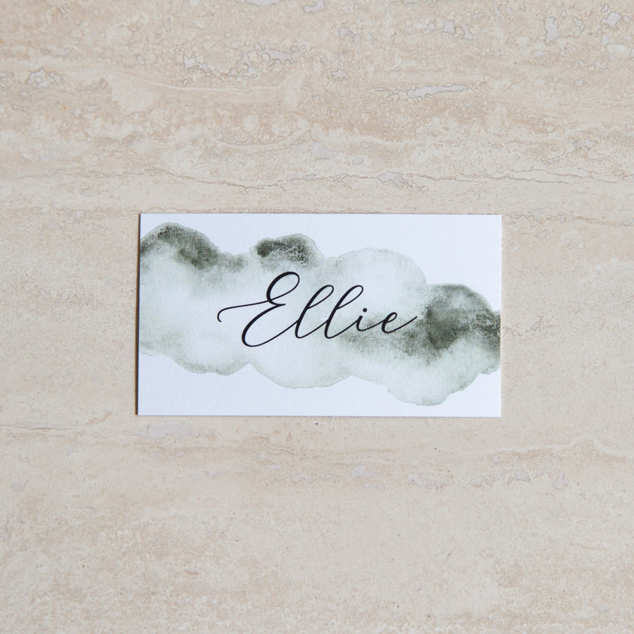 Tuscany Place Card