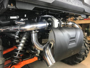 Reduced Sound Muffler from Turbo Performance Systems