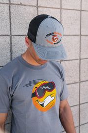 Keep Smiling Powersports Trucker Hat
