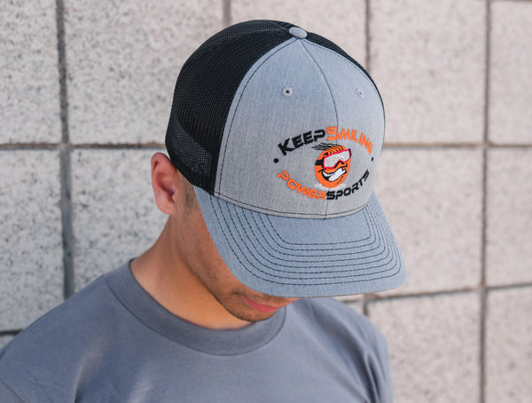 Keep Smiling Powersports Hat