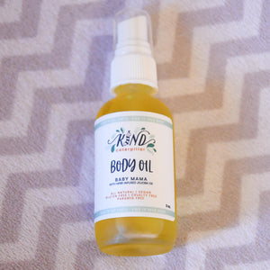 Baby Mama Massage Oil