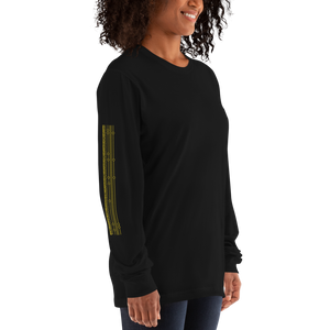 HUMAN(glitch). Long sleeve T