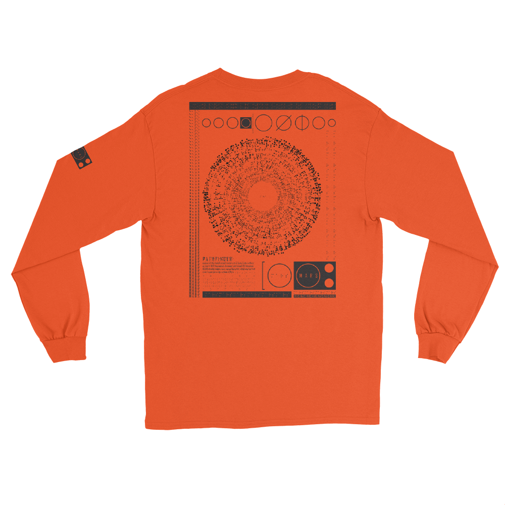 MARS. Long Sleeve