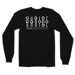 CHOICE. Long sleeve