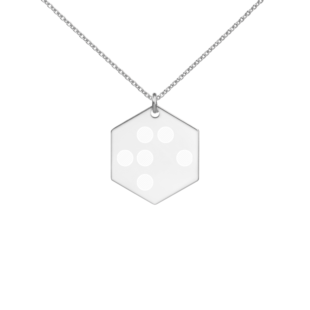 Unity necklace.