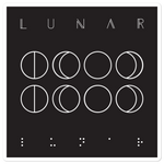 LUNAR. Sticker