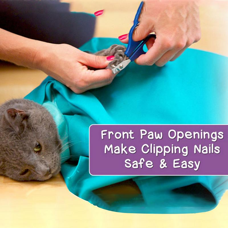 Cat Pouch Clipping