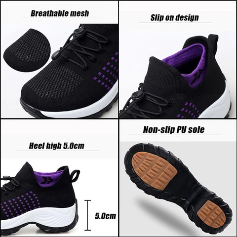 Comfortable Hiking Shoes pi 2