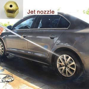 High pressure power washer-jet nozzle