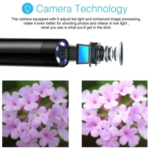 ios endoscope camera
