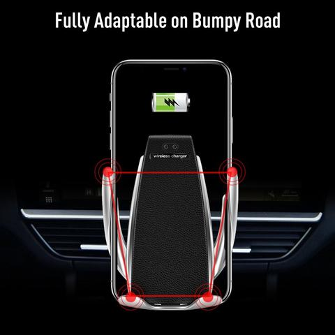 wireless charger road