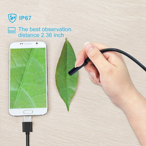 Magic IP67 Flexible Endoscope Camera