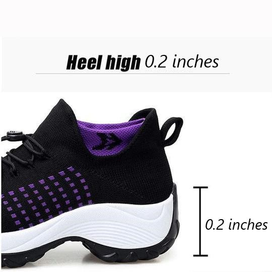 Comfortable Women Light-Weight Non-slip Hiking Shoes (US Size 5.5 - 10.5)