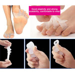 Skywalk™ Men & Women Silicone Orthopedic Bunion Corrector 2.0 | Free Size Posture Corrector