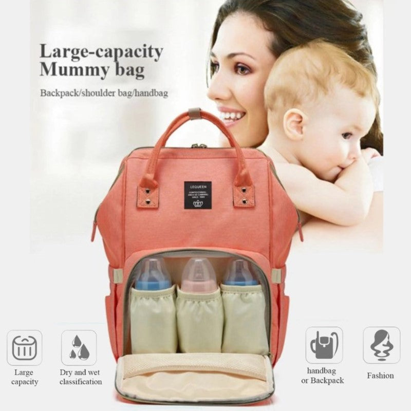 BabyAngel™ Ultimate Diaper Backpack Bag