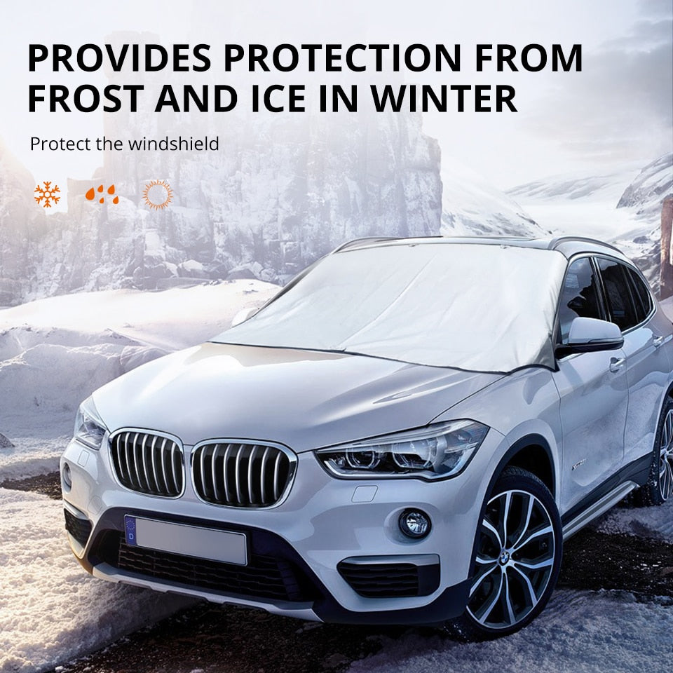 Car Guard™ 4 Season Windshield Cover