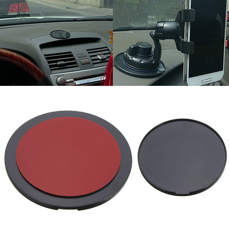Dashboard Suction Cup Disc Disk (For too Rough dashboard)