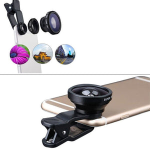 MassiveView™ - iPhone and Android Camera Lens Kit