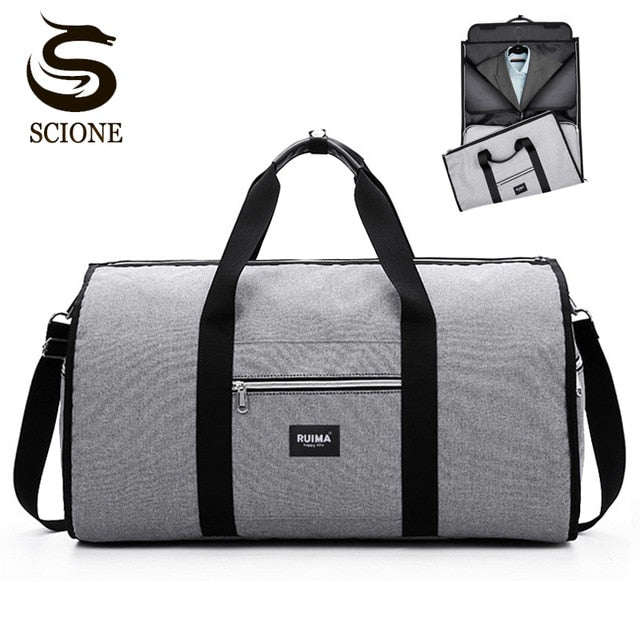 Large Suit Men Travel Luggage Bags Business