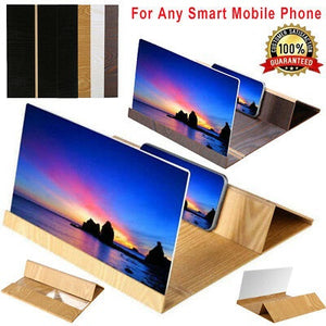 HD Magnifier Bracket Cinema Screen