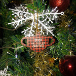 DIY Christmas Ornaments 2020 - Set A