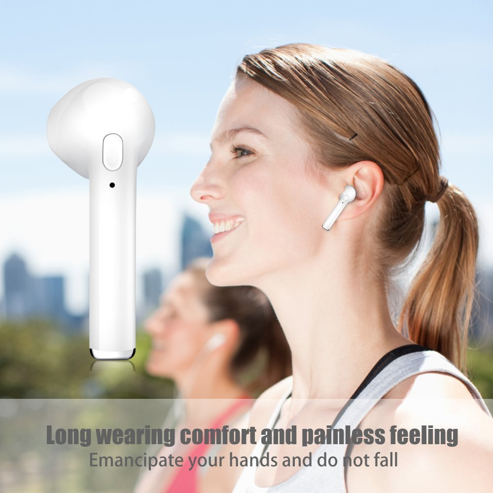 BBeat™ Wireless Bluetooth Earbuds