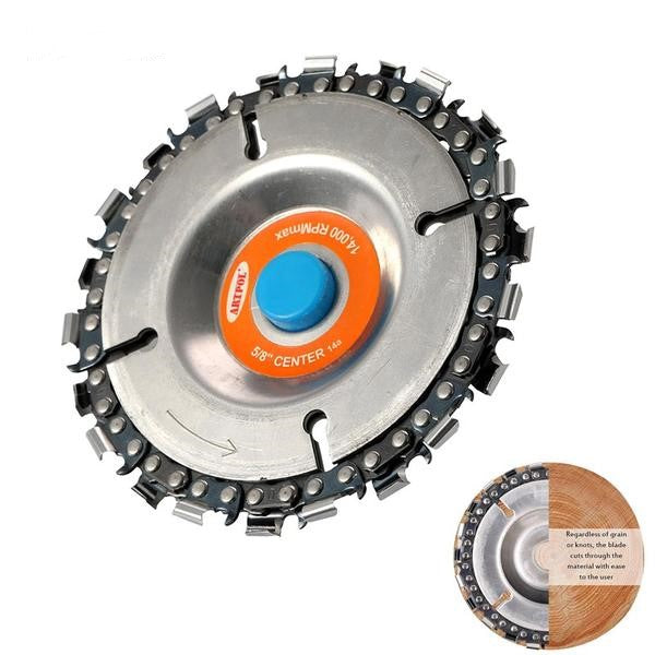 Craftsman™ 4 Inch Orange DIY Carpenter Grinder Disc