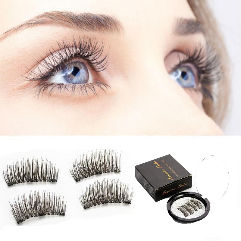 AngelWings™ Natural Magnetic Lashes (2 pairs/Set)