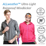 ALLweather™ Ultra-Light Rainproof Windkicker - Men's & Women's