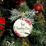 DIY Christmas Ornaments 2020 - Set C