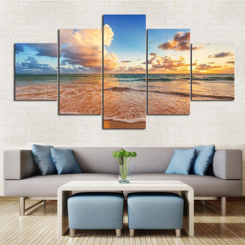 Ocean and Sea Canvas